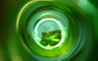 Green circles wallpapers and stock photos