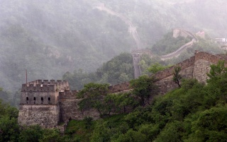 Chinese wall wallpapers and stock photos