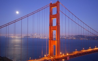 Golden Gate wallpapers and stock photos