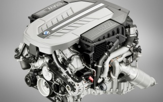 BMW engine wallpapers and stock photos