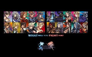 Previous: Dissidia Final Fantasy