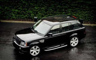 Kahn Range Rover wallpapers and stock photos