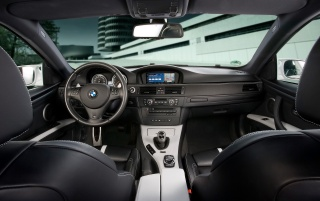 Random: BMW M3 dashboard