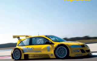 Top Gear yellow car wallpapers and stock photos