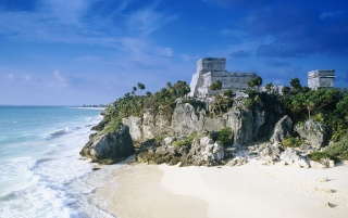 Mayan Ruins wallpapers and stock photos