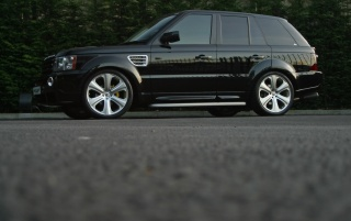 Range Rover Kahn wallpapers and stock photos