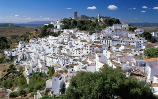 Casares, Spain wallpapers and stock photos