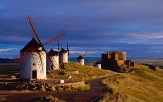 Next: Consuegra windmills