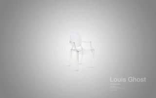 The Louis Ghost Chair wallpapers and stock photos