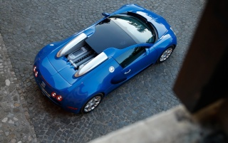 Random: Blue Veyron top