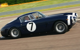 Ferrari  250 side wallpapers and stock photos
