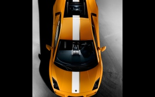 Lambo top view wallpapers and stock photos