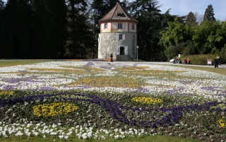 Spring Mainau wallpapers and stock photos