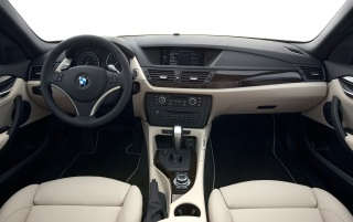 Next: BMW X1 dashboard