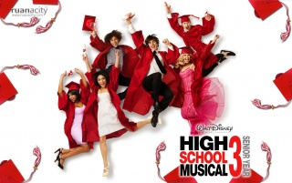 Random: High Shool Musical 3
