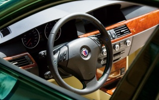 Alpina  B5 dashboard wallpapers and stock photos