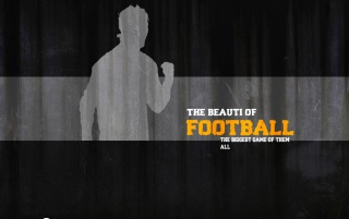 Next: Beautiful football