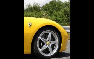 599 GTB Fiorano Wheel wallpapers and stock photos