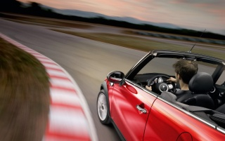 Mini Cooper JCW Dropdown Speed Section wallpapers and stock photos