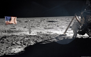 Apollo 11 - Moon wallpapers and stock photos