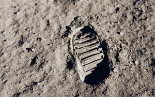 Apollo 11 - Small step wallpapers and stock photos