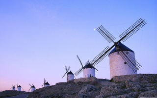 Windmills wallpapers and stock photos