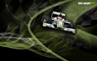 Brawn GP wallpapers and stock photos