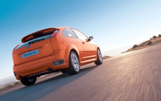 Next: Ford Focus ST 1