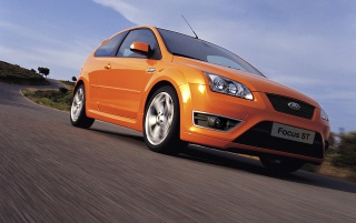 Ford Focus ST 2 wallpapers and stock photos