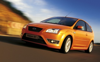 Ford Focus ST 3 wallpapers and stock photos