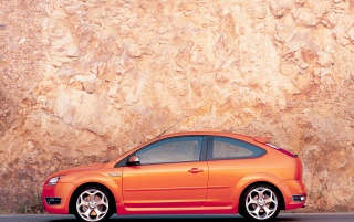 Ford Focus ST 5 wallpapers and stock photos