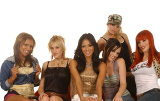 The Pussycat Dolls wallpapers and stock photos
