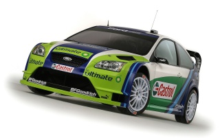 Previous: Ford Focus RS rally 2