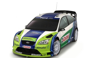 Random: Ford Focus ST rally 3