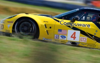 Chevrolet Corvette C6 R GT2 Section Speed wallpapers and stock photos