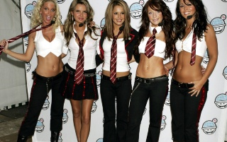 Random: Girls Aloud 9