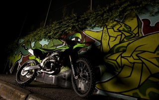 Kawasaki 250f wallpapers and stock photos