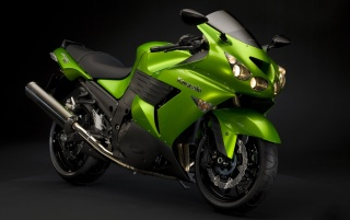 Kawasaki zzr 1400 wallpapers and stock photos