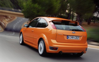 Ford Focus ST 7 wallpapers and stock photos