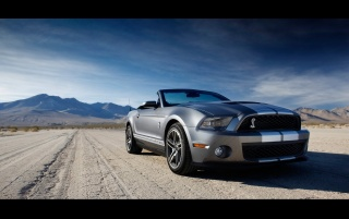 Next: Ford Shelby GT500 Front 3