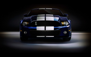 Ford Shelby GT500 Studio 2 wallpapers and stock photos