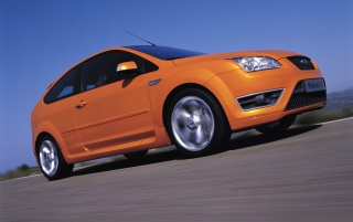 Ford Focus ST 10 wallpapers and stock photos