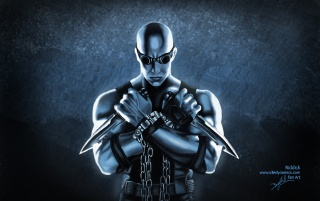 Riddick wallpapers and stock photos