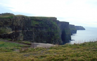 Random: Galway Cliffs of Moher