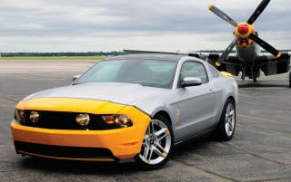 Mustang AVX10 Dearborn Edition wallpapers and stock photos