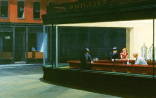 Nighthawks wallpapers and stock photos