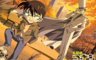 Detektiv Conan 01 wallpapers and stock photos