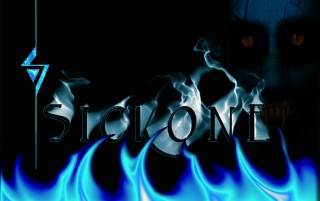 SickonE Blue Flame Insane Army wallpapers and stock photos