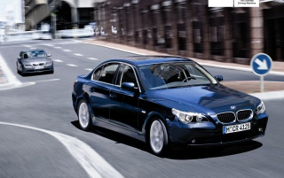 BMW 5 series wallpapers and stock photos