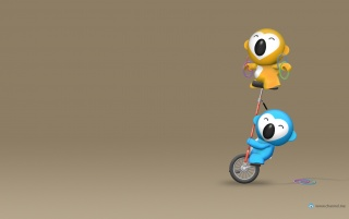 Fahrrad Koala wallpapers and stock photos